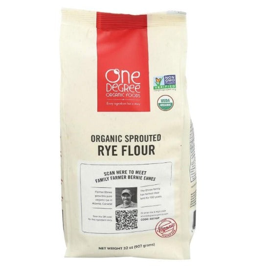 Sprouted Rye flour | Organic