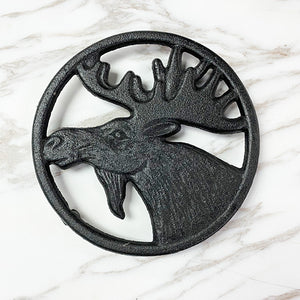 Pot and Pan Holder | Trivet Reindeer