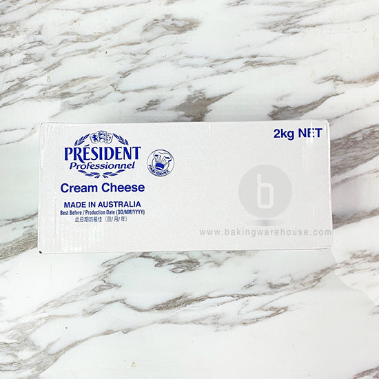 President Cream cheese 2kg