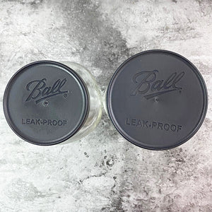 Ball Leak Proof Lid - Wide mouth