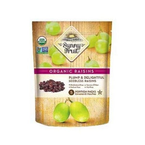 Organic Dried Raisins