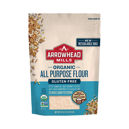 Arrowhead All Purpose flour Gluten free