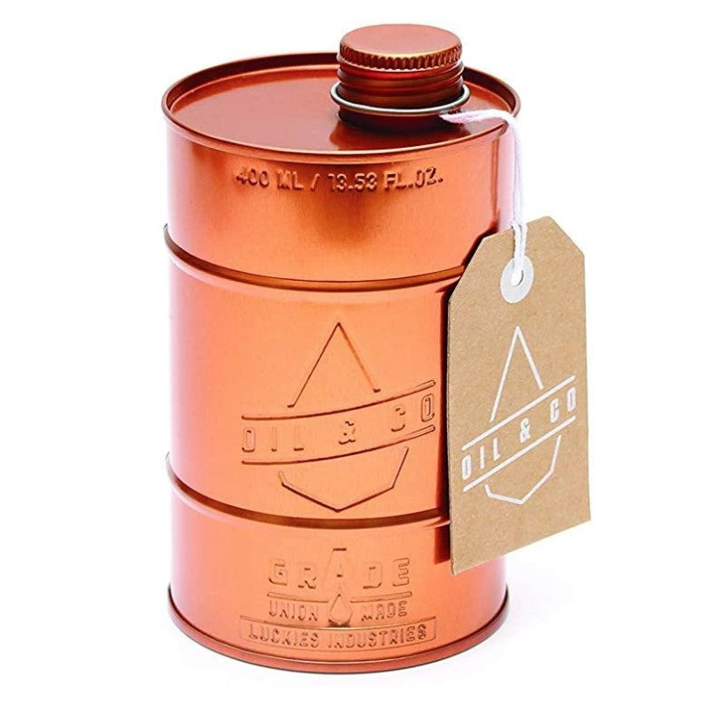 Oil Container  400ml Food Grade copper