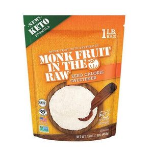 Monk Fruit Sweetener Keto Formula