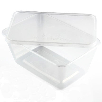 1000 ml Plastic container 外賣食物盒