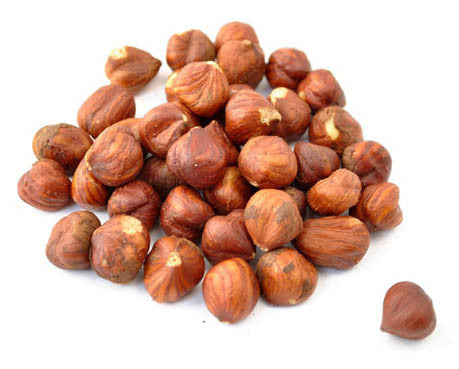 Hazelnut whole