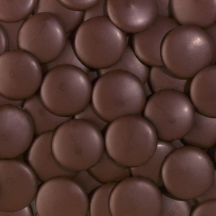 72% Dark chocolate button