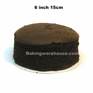 Softness Chocolate sponge cake*self pick up only