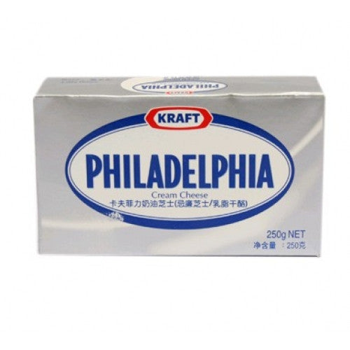 philadelphia cream cheese 250g