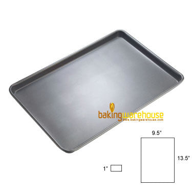 Non stick flat oven pan