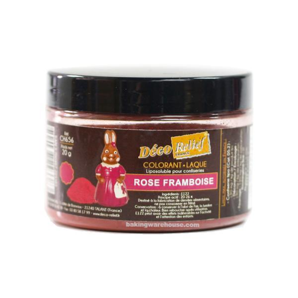 Raspberry Pink Color Powder- Oil Soluble