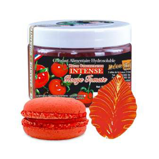 Tomato Red Color Powder- Water Soluble