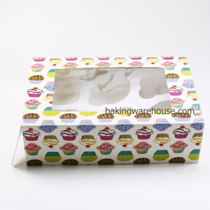 Cup Cake Box Large