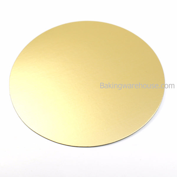 20 cm Gold base card