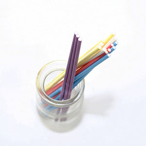 Lollipop paper stick 15 cm -color