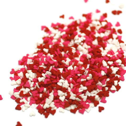 Sugar Mini Heart Sprinkle
