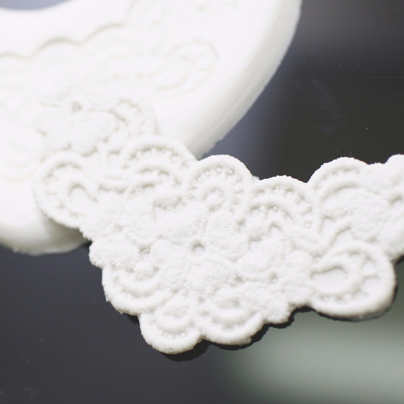 Silicon lace mould - 3 1/2 flower lattice