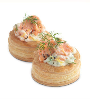 "1.5"" Vol au Vent - ready to use 即食酥皮盒"