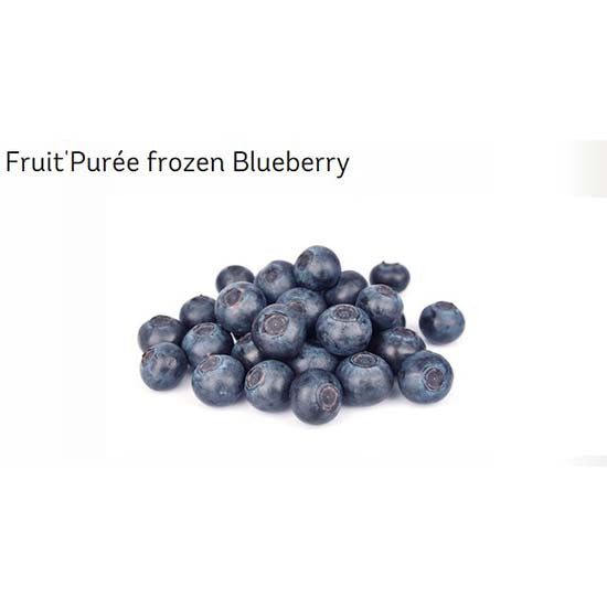 Frozen Blueberry Puree*self pick up only