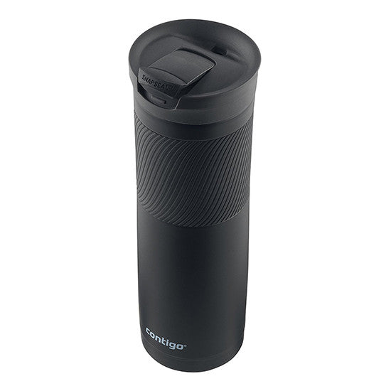 Contigo SnapSeal Byron Vacuum Insulated Stainless Steel Travel Mug, 24oz