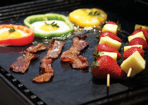 Grill Mat 2 pcs Set- Limited time offer !!