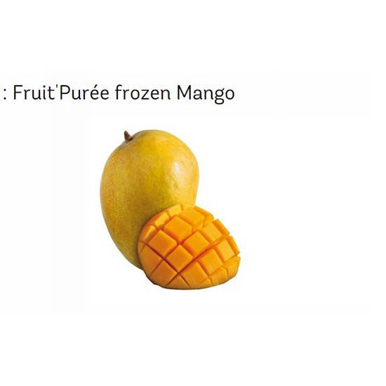 Frozen Mango Puree