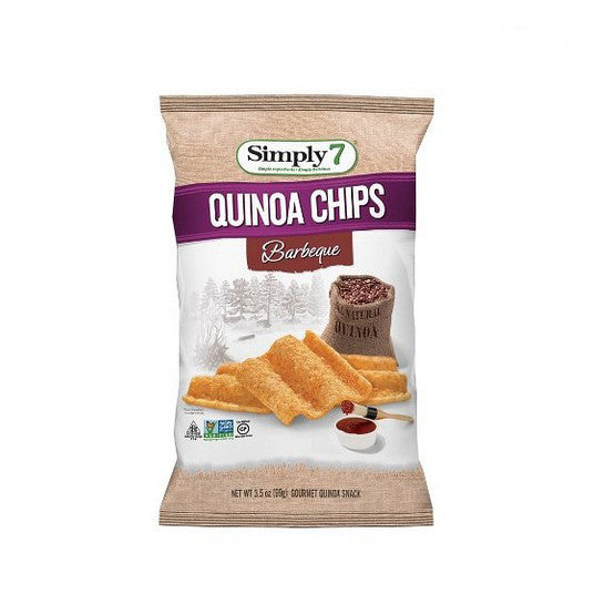 Quinoa chip-Barbeque