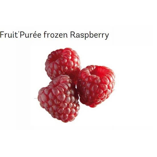 Frozen Raspberry Puree*self pick up only