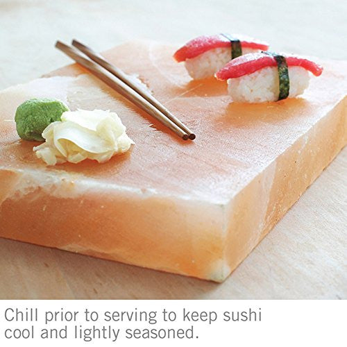 Himalayan Crystal Salt Block - Serving Tray