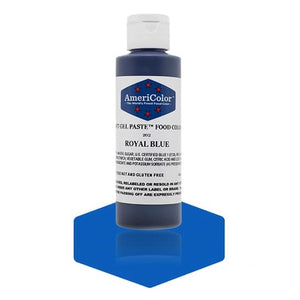 Americolor -ROYAL BLUE 4.5 oz Soft Gel Paste