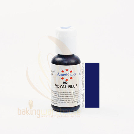 royal blue americolor
