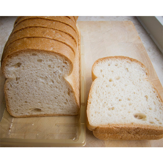 Gluten Free White Bread Loaf