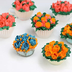 Flower Icing Tip Set