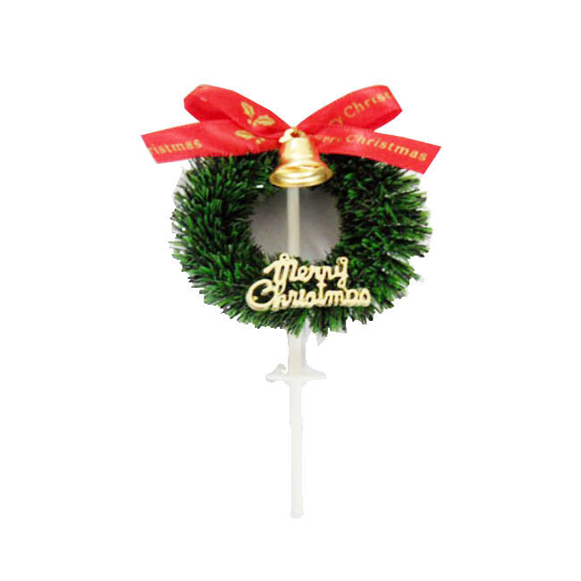 Christmas Cake topper Merry Christmas