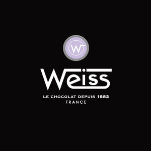 Weiss 72% Dark chocolate button