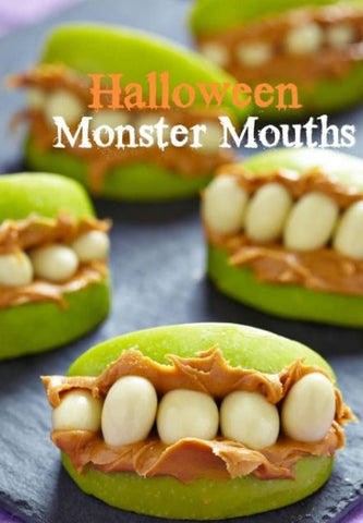 Halloween Monster Mouths