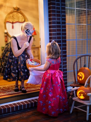 Trick or Treating DIY IDeas