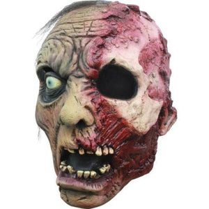 Burnt Zombie Scary Mask