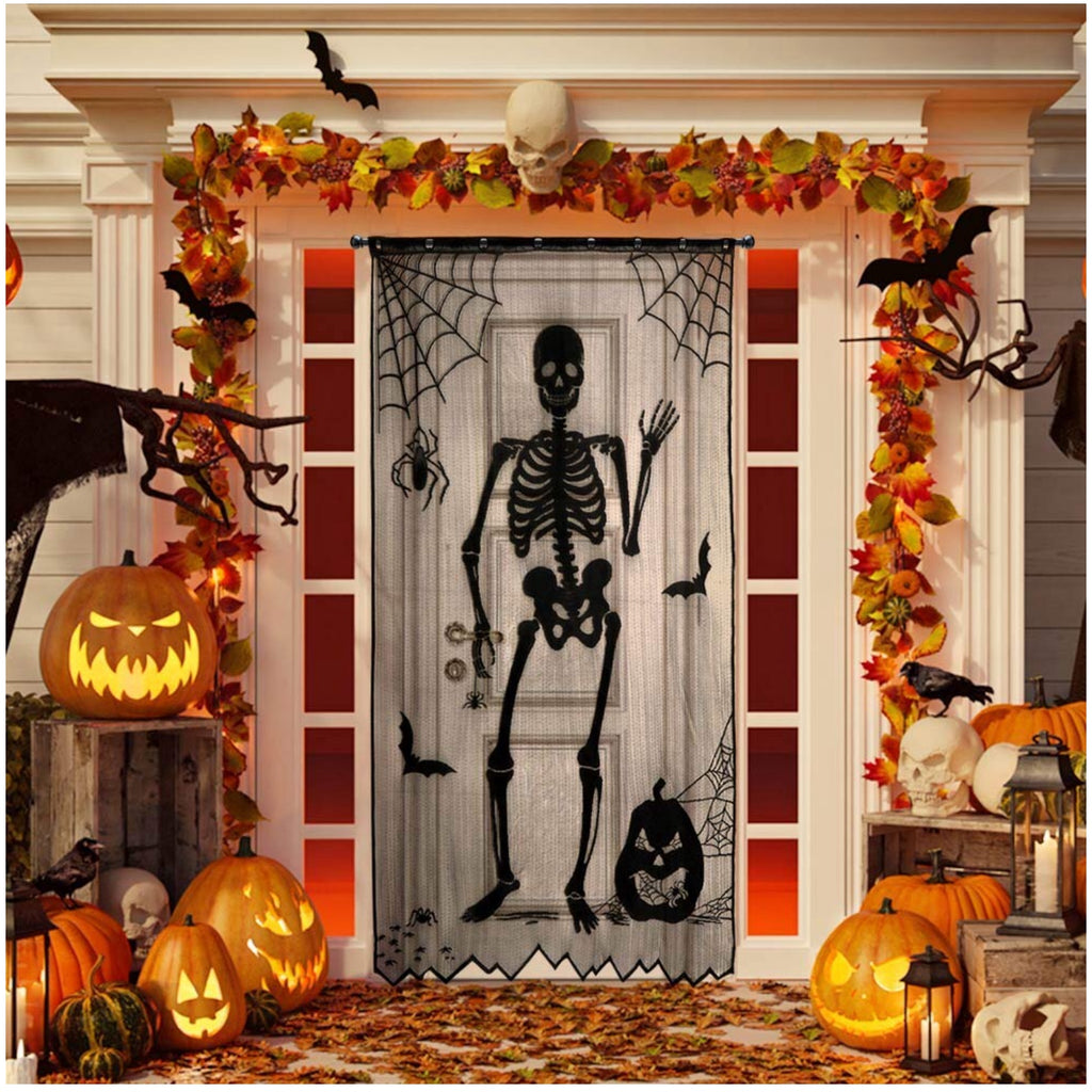 Skeleton Bones Window