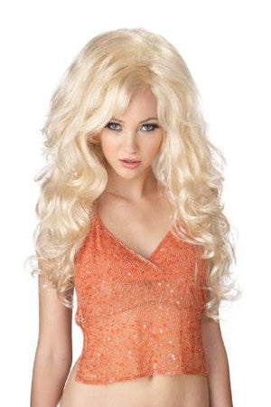 Bombshell Wig, Blonde, One Size
