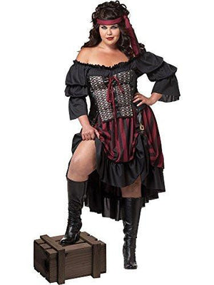 Pirate Women's Plus-Size Costume