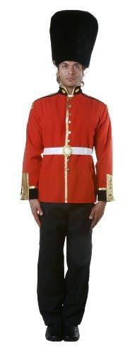 The Queens guard costume