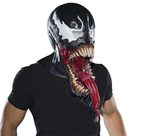 Men's Marvel Universe Deluxe Venom Latex Mask