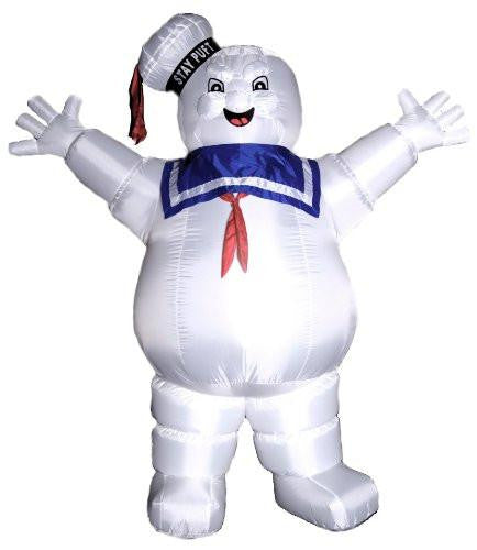 8.5 Feet Tall Stay Puft Marshmallow Inflatable