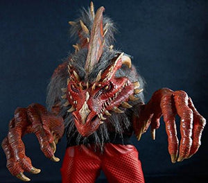 The Nightmare Collection - Ember - The Red Dragon Costume