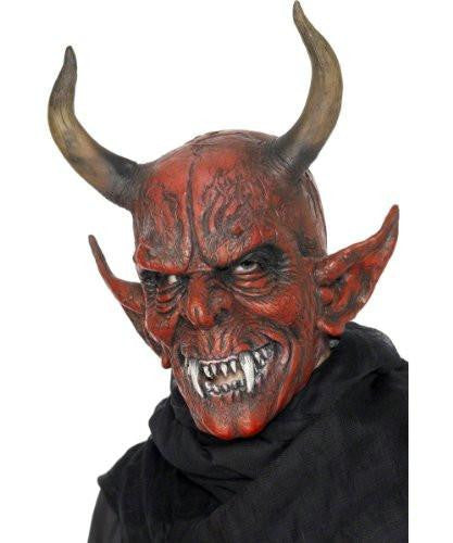 Men's Devil Demon Mask