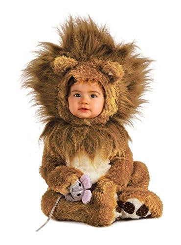 Unisex-baby Infant Lion Cub, Brown/Beige, 0-6 Months