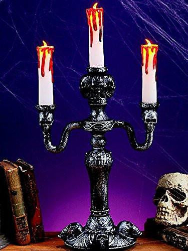 Spooky LED Candle