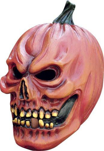 Demon Pumpkin Horror Adult Mask