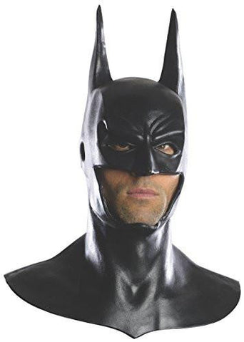 Men's Arkham City Deluxe Batman Cowl Mask